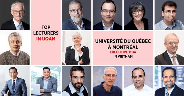 Đại học UQAM, Canada tuyển sinh Thạc sĩ điều hành cấp cao (EMBA) khoá 8/2019 - Ảnh 2.