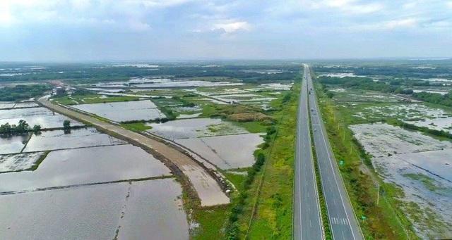 Quý I/2019 hoàn thành đường 319 nối cao tốc, Nhơn Trạch tiếp tục gần hơn với TP.HCM - Ảnh 1.