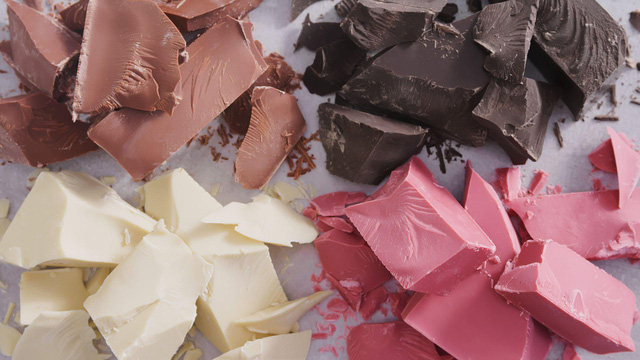 Loại Sô cô la hảo hạng thứ 4 trên thế giới: Sô cô la Ruby - Ảnh 2.