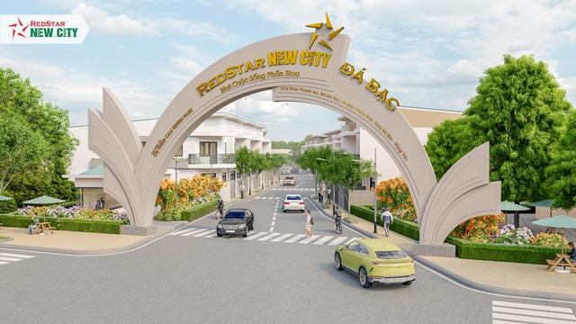 Bất động sản công nghiệp đang kéo theo các dự án khu dân cư phát triển đồng bộ tại Bà Rịa Vũng Tàu - Ảnh 1.