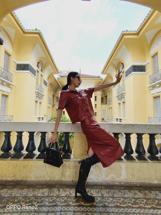 Bí quyết chụp ảnh xinh và sang như fashionista chính hiệu - ảnh 1