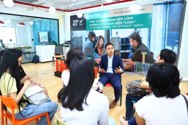 Kinh doanh bền vững: mối quan tâm mới của thế hệ trẻ Việt - Ảnh 2.