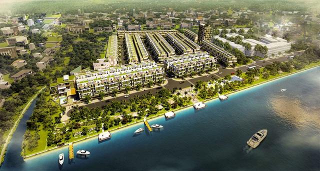 Dự án Lago Centro đã có sổ đỏ từng lô - Ảnh 2.