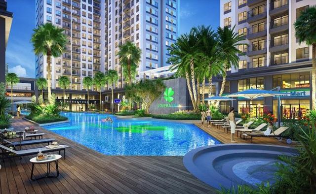 Mua căn hộ Lovera Vista – Khang Điền, được hỗ trợ vay ngân hàng 30% không trả lãi và gốc đến 18 tháng* - Ảnh 1.