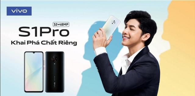 """Vivo tăng nhiệt cho thị trường smartphone với S1 Pro """"khai phá chất riêng"""" bằng camera và âm nhạc cực đỉnh - ảnh 1"""