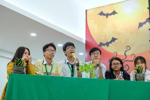 Học sinh Fschool Cần Thơ thỏa sức sáng tạo trong giờ học văn - ảnh 2