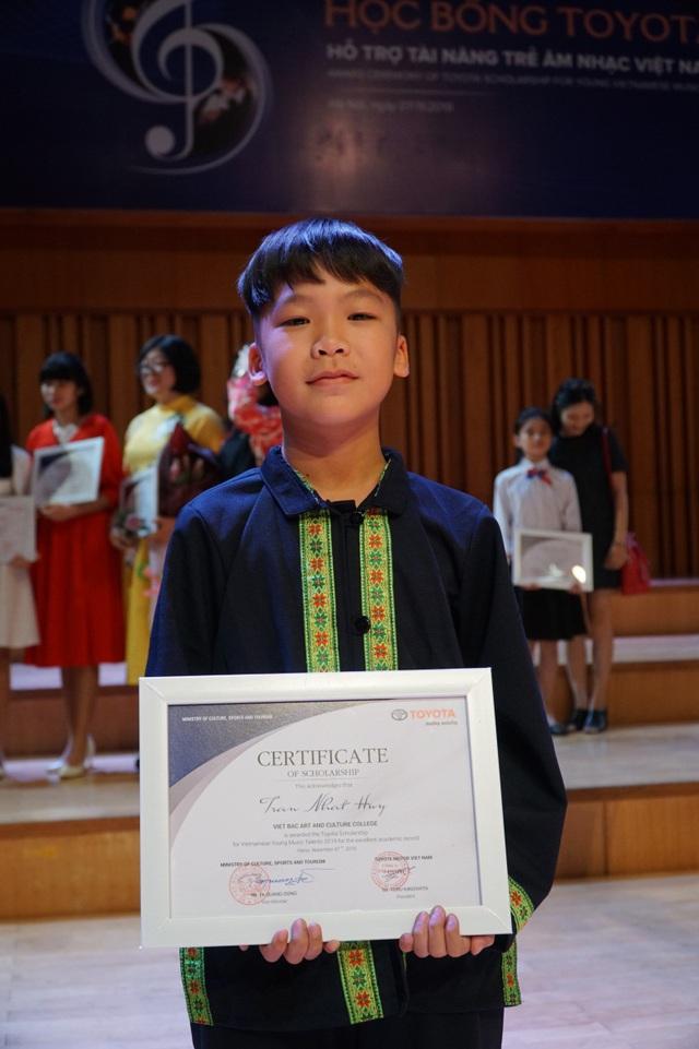 """Tài năng trẻ âm nhạc Việt """"thỏa sức đam mê"""" với học bổng âm nhạc Toyota - ảnh 3"""