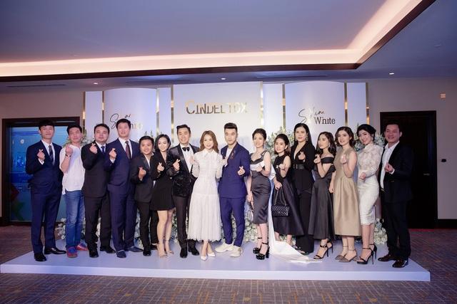 Thương hiệu Cindel Tox tổ chức sự kiện kỷ niệm 3 năm thành lập hoành tráng tại TP.HCM - Ảnh 10.