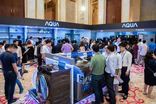 Tầm nhìn 2020 của Aqua: Việt Nam vẫn là tâm điểm! - Ảnh 2.