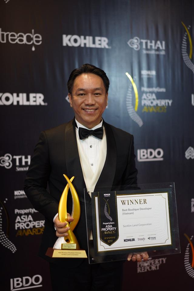 SonKim Land được vinh danh tại Giải thưởng Bất động sản Châu Á 2019 - Ảnh 1.
