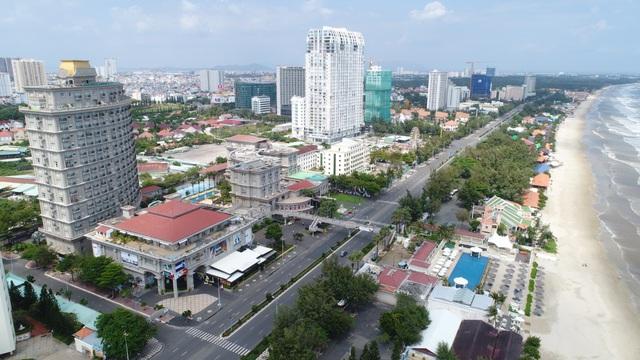 Hạ tầng hoàn thiện tạo sức hút cho bất động sản Bà Rịa Vũng Tàu - Ảnh 1.