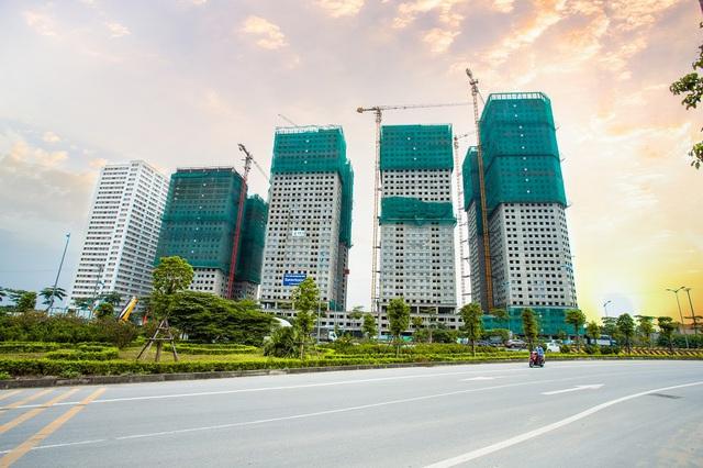 Huyện Đông Anh: Thị trường bất động sản đang nhận được sự quan tâm lớn từ nhà đầu tư - Ảnh 1.
