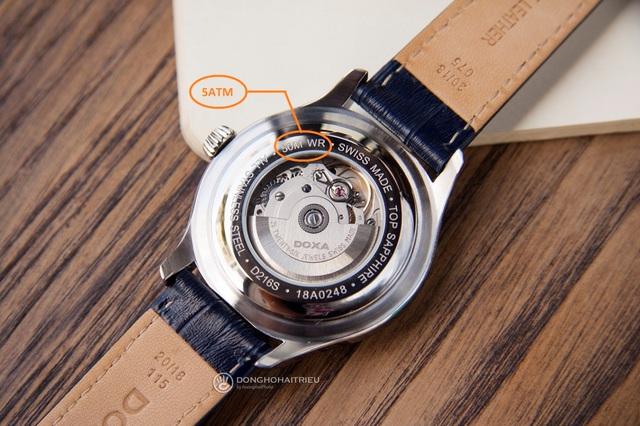 Đồng hồ chống nước 3ATM, 5ATM và 10ATM là gì? - Ảnh 3.