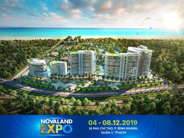 Novaland Expo tháng 12/2019 thu hút nhiều đối tác chiến lược tham gia - Ảnh 1.