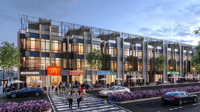 Phố Thương Gia: Sức hút mạnh mẽ trên thị trường bất động sản Cà Mau - Ảnh 1.
