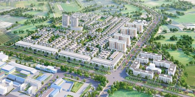 Bất động sản công nghiệp sôi động thúc đẩy phân khúc nhà ở phát triển    - Ảnh 1.
