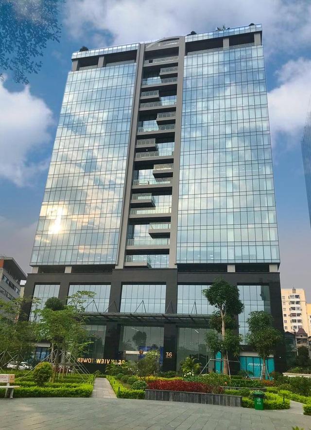 Tập đoàn Geleximco khai trương tòa văn phòng cho thuê hạng A - Peakview Tower - Ảnh 1.