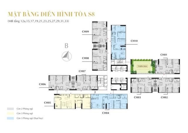 Dự án căn hộ hạng sang tại quận 7 sở hữu 99 khu vườn nhiệt đới trong lòng các tòa tháp - Ảnh 2.