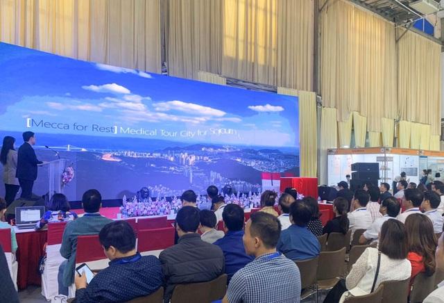 Quy tụ những sản phẩm đổi mới về công nghệ tại VietNam Medi-pharm Expo 2019 - Ảnh 2.
