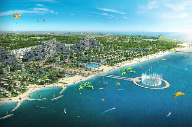 Không cần đến Hawaii, khu vực Phan Thiết sắp ra mắt bãi biển Lagoona 10ha - Ảnh 4.