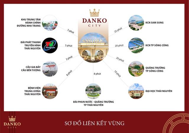Danko City Thái Nguyên: Điểm kết nối cộng đồng thương gia thịnh vượng - Ảnh 1.