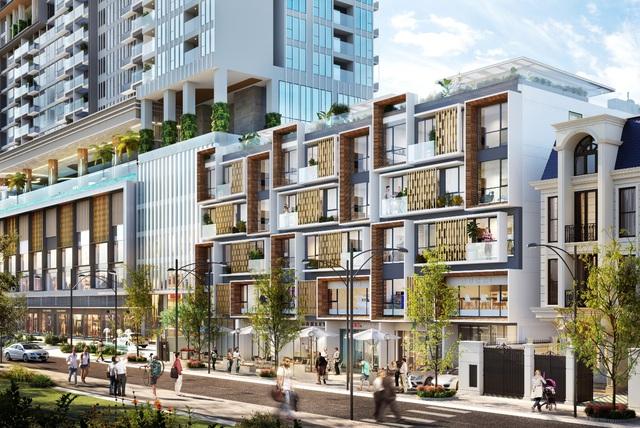 Cơ hội sở hữu 18 căn biệt thự đắt giá tại Q2 Thảo Điền - Ảnh 1.