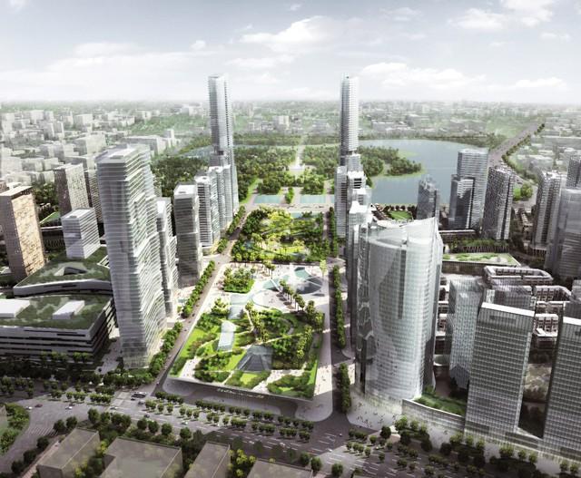 Thị trường bất động sản Tây Hà Nội lại nóng dịp cuối năm 2019 - Ảnh 1.