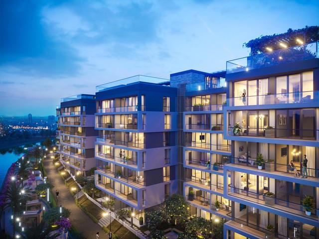 Thị trường bất động sản khu Nam Sài Gòn xuất hiện nhiều dự án lớn - Ảnh 1.