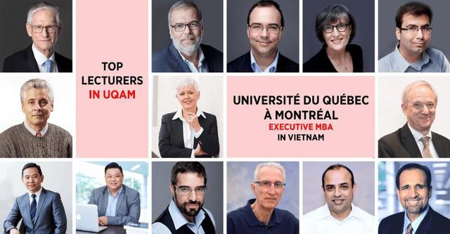 Đại học kinh tế TP.HCM (UEH) tuyển sinh khoá thạc sĩ điều hành cấp cao (UQAM EMBA) khoá 8/2019 - Ảnh 1.
