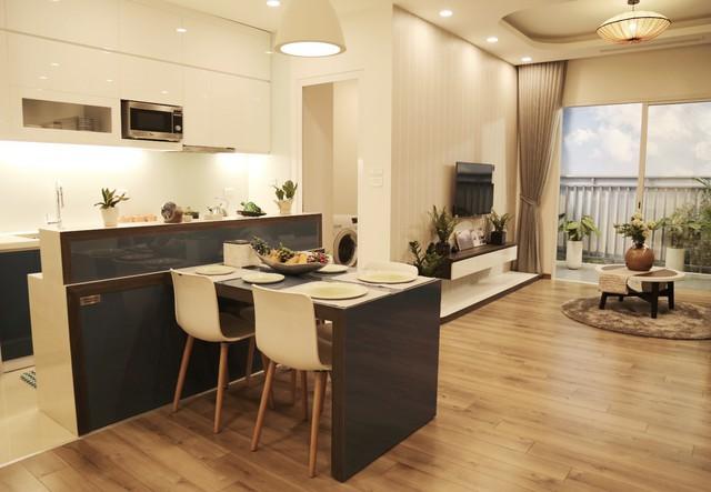 Chọn thiết kế căn hộ như thế nào để đảm bảo không gian sử dụng chung và riêng? - Ảnh 1.