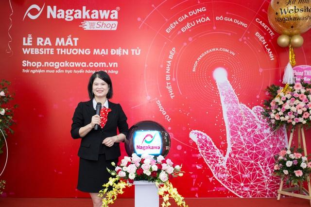 Phát triển thương mại điện tử, Nagakawa chính thức gia nhập cuộc chơi 4.0 - Ảnh 2.