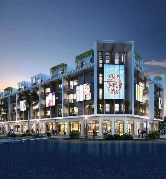 """""""Bài toán"""" shophouse tại các khu đô thị lớn: Đầu tư sao cho hiệu quả? - Ảnh 1."""