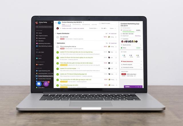 Base Wework ra mắt phiên bản mới sau hành trình chinh phục hơn 2000 doanh nghiệp - Ảnh 2.