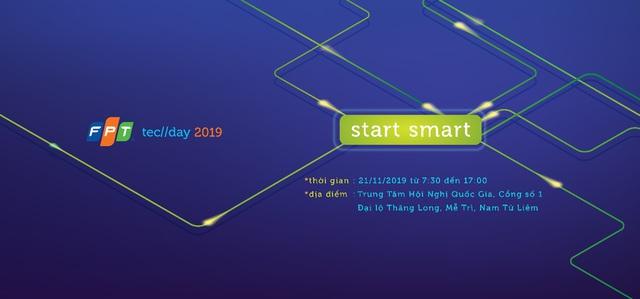 Khởi động sự kiện nổi bật giới công nghệ – FPT Techday 2019 - Ảnh 2.