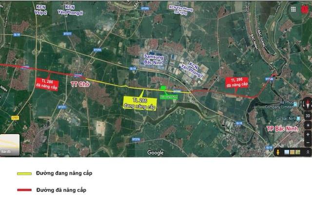 Từng là vùng đất tiềm năng, đất nền cạnh nhà máy Samsung Bắc Ninh giờ ra sao? - Ảnh 2.