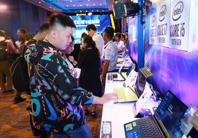 """Thế Giới Di Động """"bắt tay"""" Intel khuấy động thị trường laptop với Core i thế hệ 10 - Ảnh 3."""