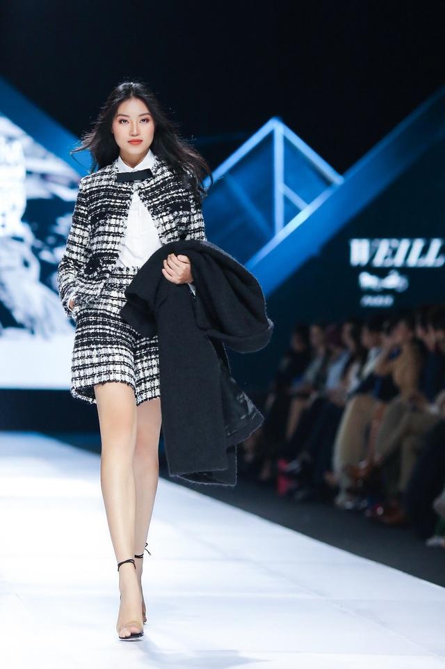 Weill đưa xu hướng Thu Đông 2019 đến Tuần lễ Thời trang Quốc tế Việt Nam - ảnh 1