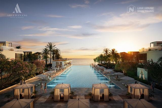 Linkhouse Miền Trung phân phối chính thức dự án Aria Đà Nẵng Hotel & Resort - Ảnh 1.