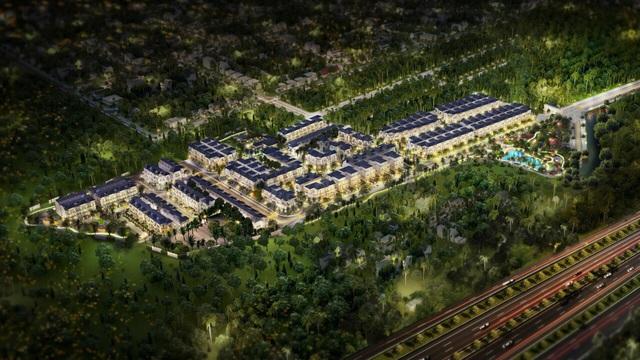 Verosa Park - không gian sống thượng lưu dành cho giới doanh nhân thành đạt - Ảnh 1.