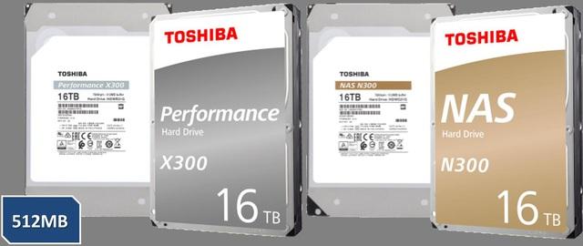 Toshiba công bố hàng loạt ổ cứng dung lượng đến 16TB - Ảnh 2.