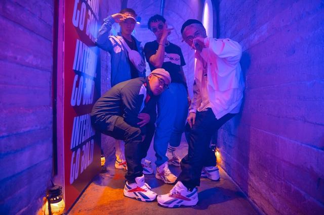 Reebok Interval Night: Náo nhiệt với sneakers, thời trang và âm nhạc cho giới trẻ thành thị - ảnh 1