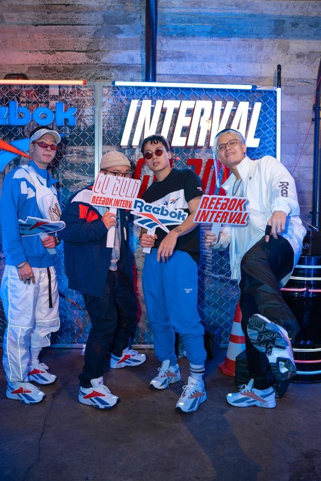 Reebok Interval Night: Náo nhiệt với sneakers, thời trang và âm nhạc cho giới trẻ thành thị - ảnh 4