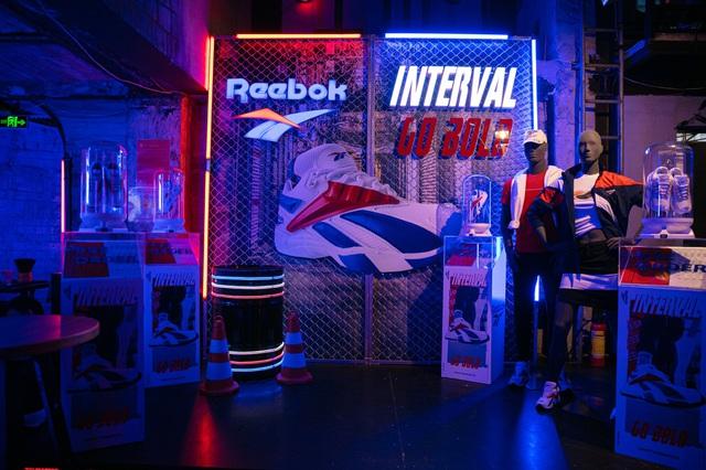 Reebok Interval Night: Náo nhiệt với sneakers, thời trang và âm nhạc cho giới trẻ thành thị - ảnh 5