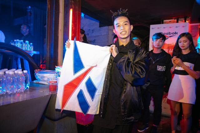 Reebok Interval Night: Náo nhiệt với sneakers, thời trang và âm nhạc cho giới trẻ thành thị - ảnh 6