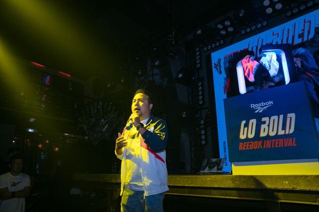 Reebok Interval Night: Náo nhiệt với sneakers, thời trang và âm nhạc cho giới trẻ thành thị - ảnh 9