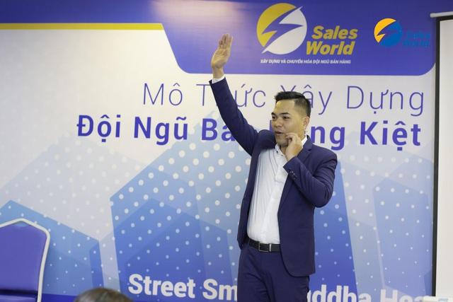 Nâng cao năng lực và tư duy trong bán hàng - Thực trạng của doanh nghiệp  Việt  thời 4.0 - Ảnh 1.