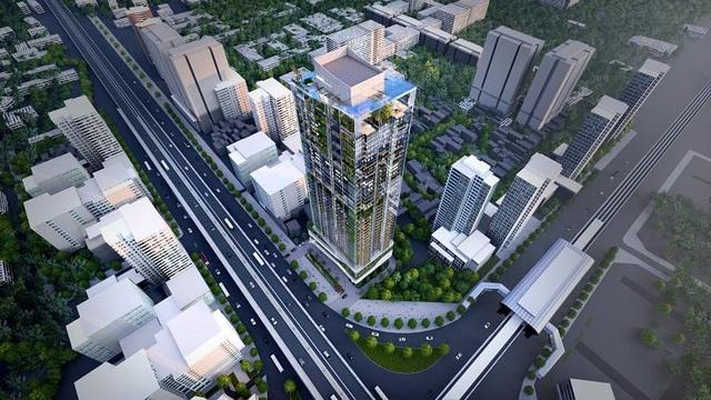 Hoàn thiện đường sắt trên cao, giá bất động sản phía Tây Hà Nội sẽ tăng? - Ảnh 1.