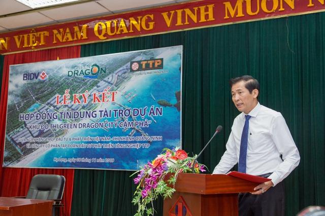 Tập đoàn TTP ký kết hợp tác với BIDV Quảng Ninh - Ảnh 1.