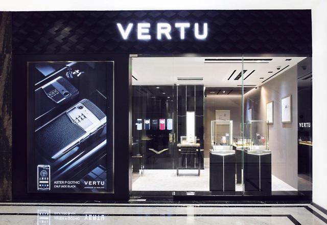 Điện thoại thông minh Aster P – Sự trở lại của thương hiệu Vertu - Ảnh 5.