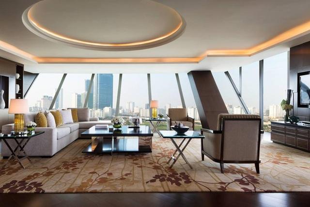 3.000 căn hộ sở hữu thiết kế kính tràn như khách sạn 5 sao tại siêu dự án 10.000 tỷ ở Quận 7 - Ảnh 1.